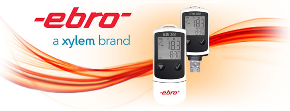 Ebro - a xylem brand - Handheld Measuring Instruments and Data Loggers